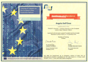 Training of Lawyers on the European Data Protection Reform